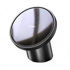 Авто держатель Baseus Magnetic Car Mount (For Dashboards and Air Outlets) [Black]