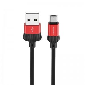 Кабель Borofone BX28 Dignity Micro USB (1м) [Red]
