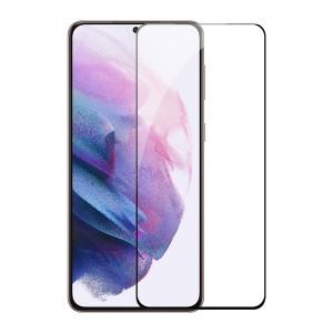 Защитное стекло Samsung Galaxy S21 Plus Screen Geeks 4D [Black]