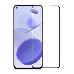 Защитное стекло Xiaomi Mi 11 Lite Screen Geeks Full All Glue [Black]