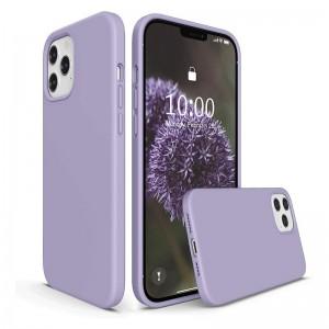 Чехол Screen Geeks Original Apple iPhone 12 Pro Max [Purple]