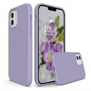 Чехол Screen Geeks Original Apple iPhone 12 [Purple]