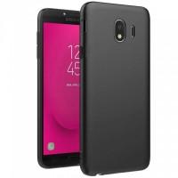 Husa Screen Geeks Solid Samsung Galaxy J4 2018 Black