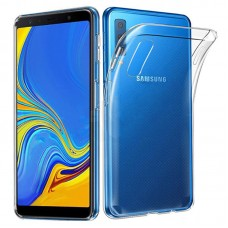 Husa Screen Geeks TPU Soft Kit Samsung Galaxy A7 2018 Transparent