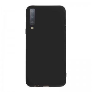 Husa Screen Geeks Tpu Touch Samsung A7 2018 (Black)