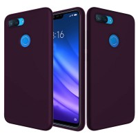 Husa Screen Geeks Tpu Touch Xiaomi Mi 8 Lite (Winered)