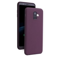 Husa Screen Geeks Tpu Touch Samsung A8 Plus 2018 (Winered)