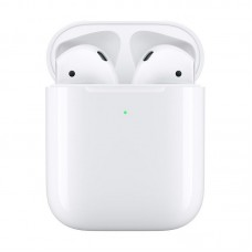 Casti Apple AirPods Gen 2 (With Charging Case) [White]