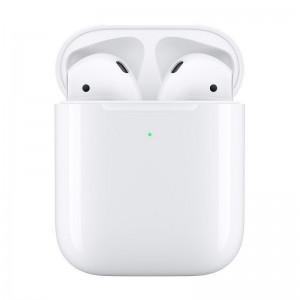 Наушники беспроводные Apple AirPods Gen 2 (Wireless Charging Case) [White]