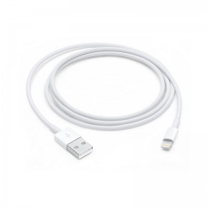 Cablu Apple (MD819) Lightning (2m) [White]