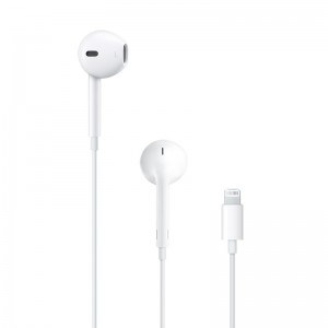 Casti Apple EarPods (Lightning) [White]