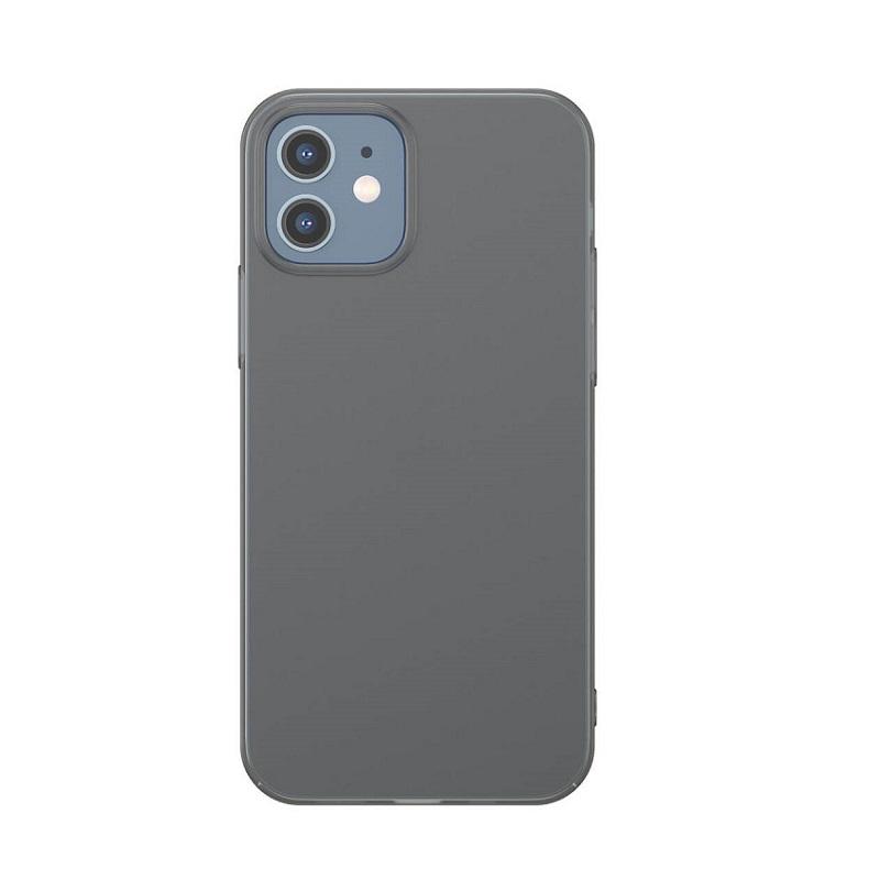 Husa Baseus Comfort Apple iPhone 12 mini [Black]