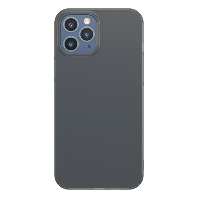 Husa Baseus Comfort Apple iPhone 12 Pro Max [Black]