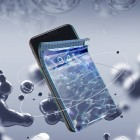 Sticla protectoare Baseus Curved Composite Film Apple iPhone XS [Black]