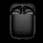 Casti wireless Baseus Encok W04 TWS [Black]