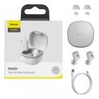 Casti wireless Baseus Encok WM01 TWS [White]
