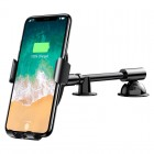 Suport auto Baseus Heukji (Wireless Charger) [Black]