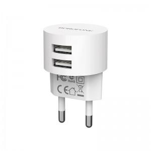Зарядное устройство BA23A Brilliant (2.4A) [White]