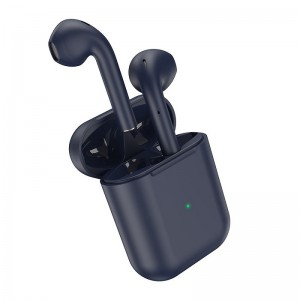Наушники беспроводные Borofone BE42 Feliz TWS [Blue]