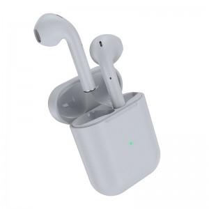 Наушники беспроводные Borofone BE42 Feliz TWS [Gray]