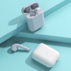 Casti wireless Borofone BE42 Feliz TWS [White]