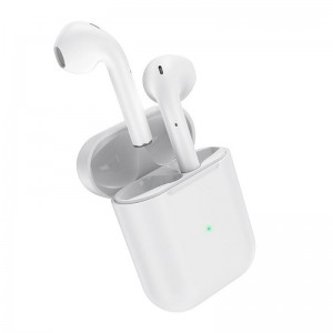 Наушники беспроводные Borofone BE42 Feliz TWS [White]