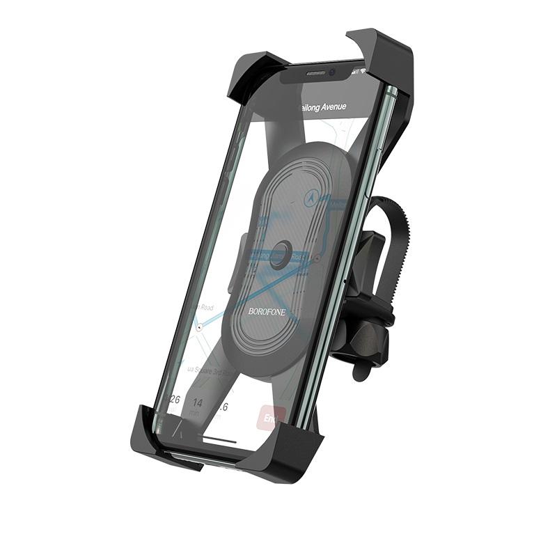 Fixator-suport pentru bicicleta Borofone BH15 Le Tour [Black]