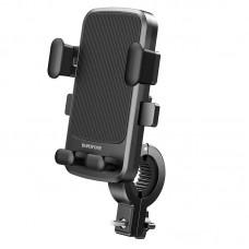 Fixator-suport pentru bicicleta Borofone BH34 Dove [Black]