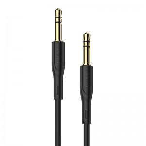 Cablu Borofone BL1 Audiolink AUX (1m) [Black]