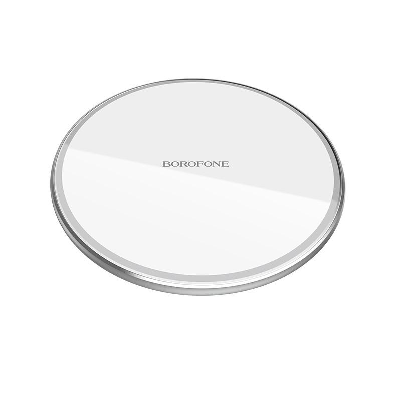Incarcator wireless Borofone BQ3 Preference (10W) [Silver]