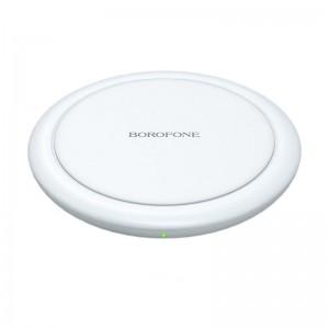 Беспроводная зарядка Borofone BQ6 Boon (15W) [White]