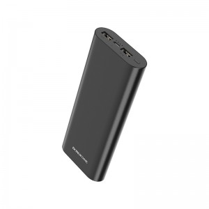 Power Bank Borofone BT19B Universal (20000 mAh) [Black]