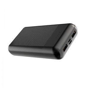 Power Bank Borofone BT27A Universal (20000 mAh) [Black]