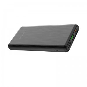 Power Bank Borofone BT30 Dynamic PD+QC3.0 (10000 mAh) [Black]