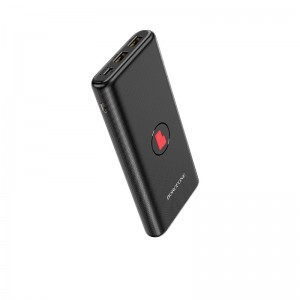 Power Bank Borofone BT31 Winner (10000 mAh) [Black]