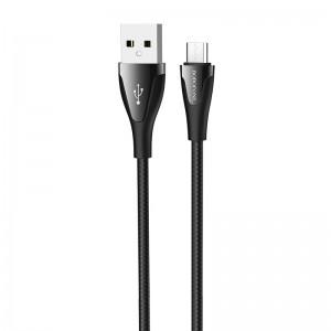 Кабель Borofone BU20 Advantageous Micro-USB (1.2м) [Black]