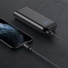 Cablu Borofone BX41 Amiable Lightning (1m) [Black]