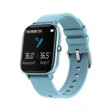 Fitness Watch CLM P8 Pro (с измерением температуры) [Blue]