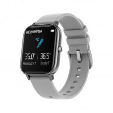 Fitness Watch CLM P8 Pro (с измерением температуры) [Gray]