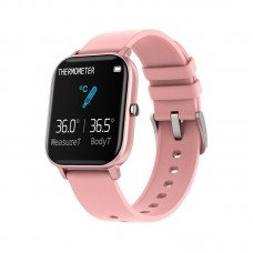 Fitness Watch CLM P8 Pro (с измерением температуры) [Pink]