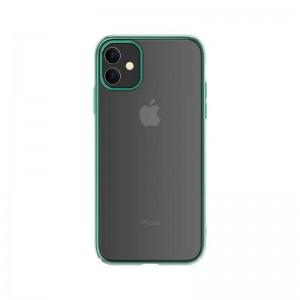 Чехол Devia Glimmer Series Apple iPhone 11 [Green]