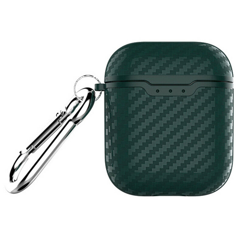Husa Devia Noble Case For Airpods [Green]