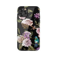 Husa Devia Perfume Lily Apple iPhone 11 Pro Max [Black]