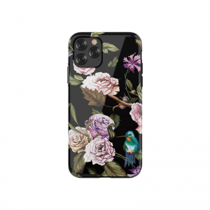 Чехол Devia Perfume Lily Apple iPhone 11 Pro [Black]