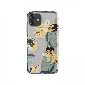 Чехол Devia Perfume Lily Apple iPhone 11 [Yellow]