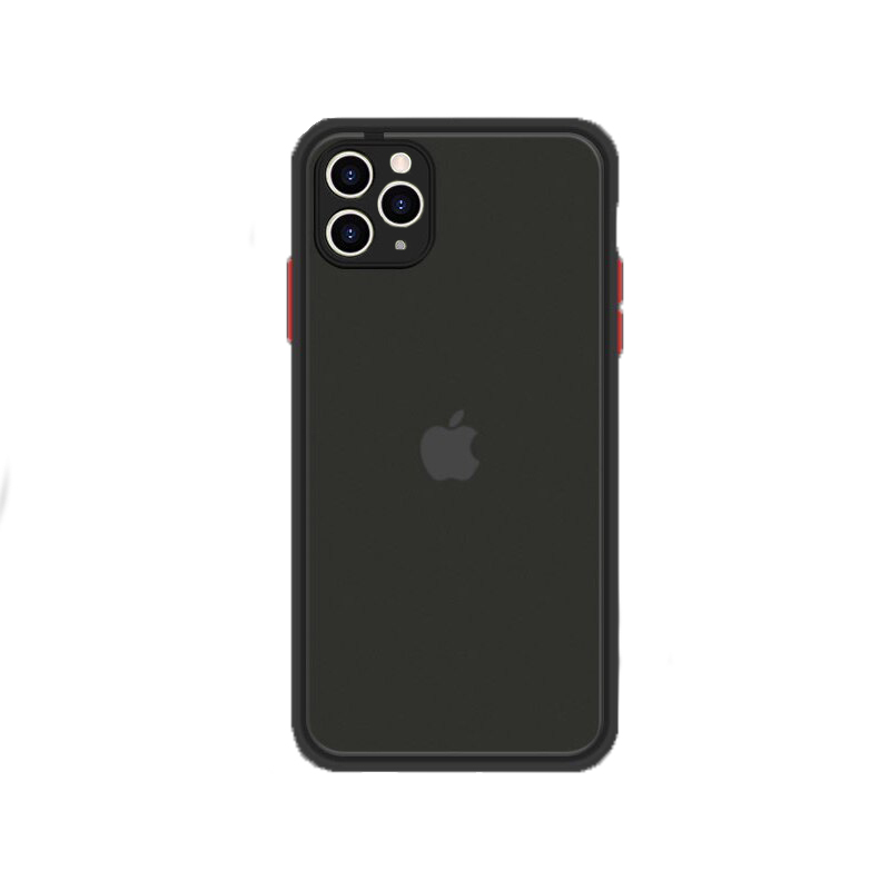 Husa Goospery Camera Protect Apple iPhone 11 Pro Max [Black]