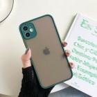 Husa Goospery Camera Protect Apple iPhone 11 Pro Max [Dark-Green]
