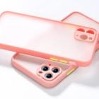 Husa Goospery Camera Protect Apple iPhone 11 Pro Max [Pink]