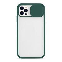Husa Goospery Camera Slide Apple iPhone 11 Pro Max [Green]