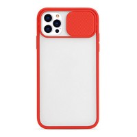 Husa Goospery Camera Slide Apple iPhone 11 Pro Max [Red]